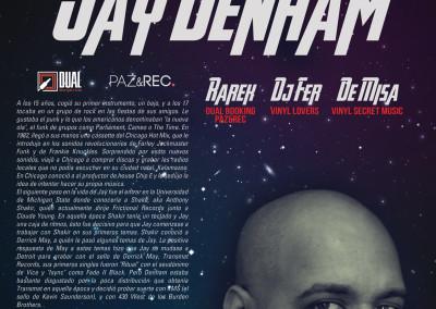 Cartel Jay Denham