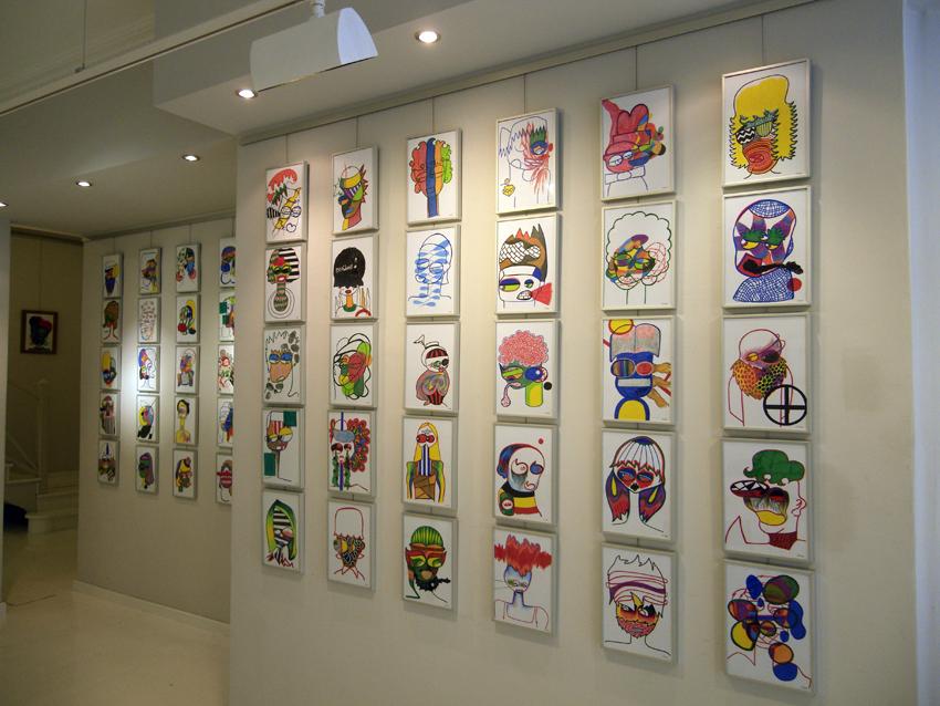 981 Style - Exposición de arte Juan Pablo Chipe