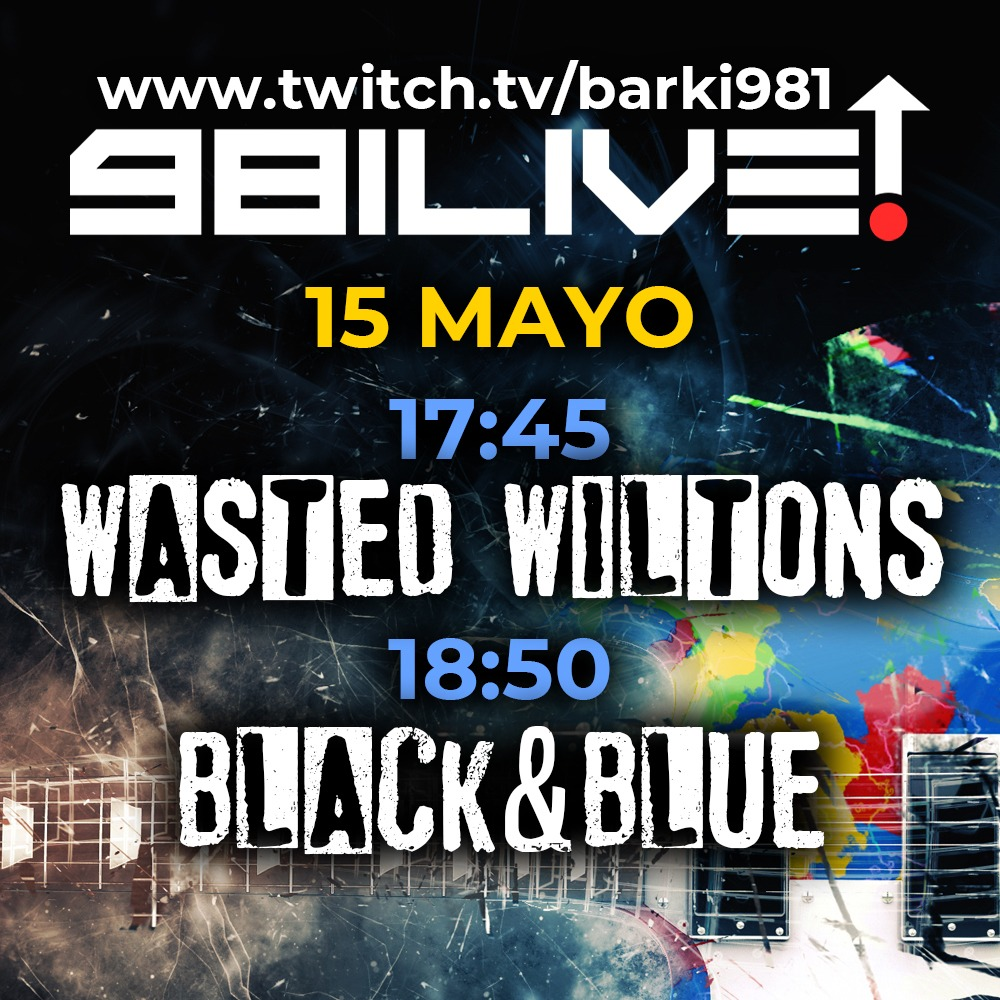 wasted wiltons streaming instagram 15 mayo